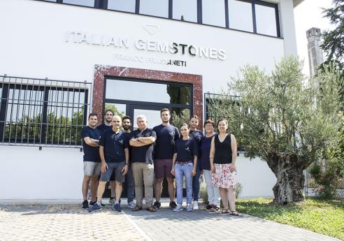 Italian Gemstones - il gruppo